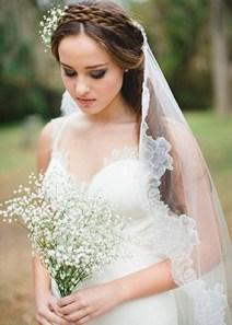 Макияж невесты для свадьбы в Стиле Прованс