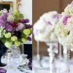 Реалистичные цветы на свадьбу