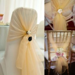 Оформление свадебного зала в бежевом цвете стоимость