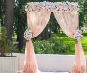 Арка на свадьбу заказать Москва