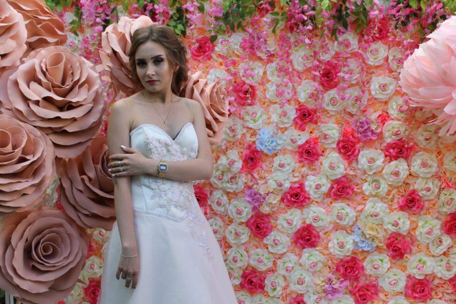 Большие красивые цветы для свадьбы