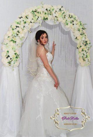 Свадебная арка для украшения зала