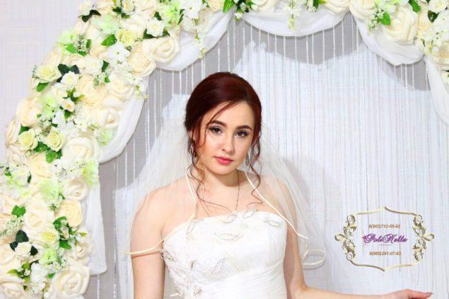 Свадьба в белом