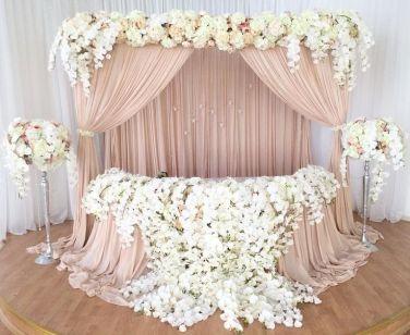 Свадьба в бежевом цвете Москва