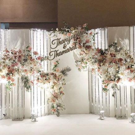 Фотозона на свадьбу из аракала