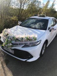 гостевые машины на свадьбу
