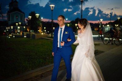 свадебная прогулка организация