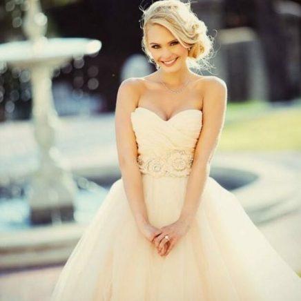 Свадебная прическа в ретро стиле