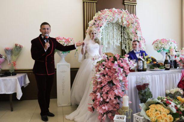 Тамада на свадьбу Москва