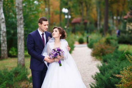 Свадьба на природе организация