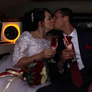 Красно-белая свадьба