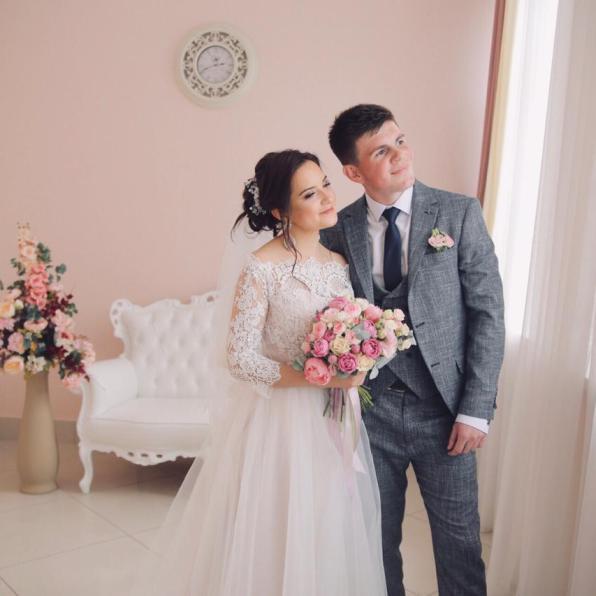 Организация свадьбы в персиковом цвете