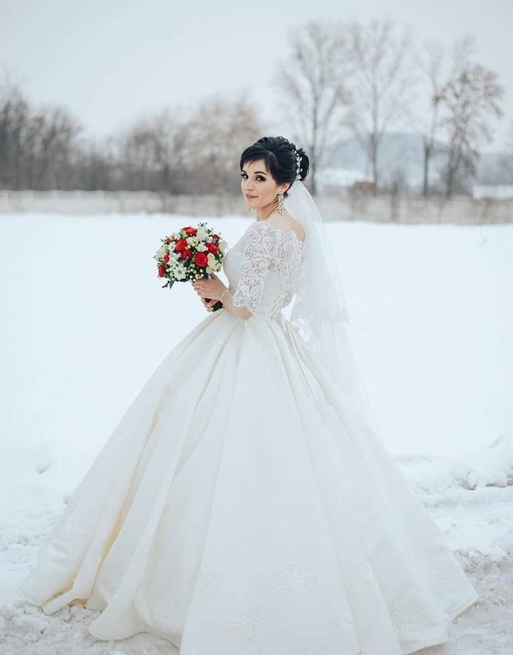 Свадьба зимой организация Москва