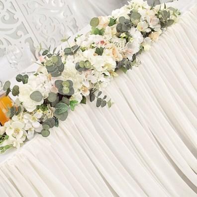 Свадьба в белом цвете фотография