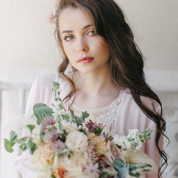 Свадебный визажист недорого Москва