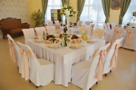 Свадебные залы оформление недорого