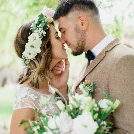 Красивое оформление свадьбы