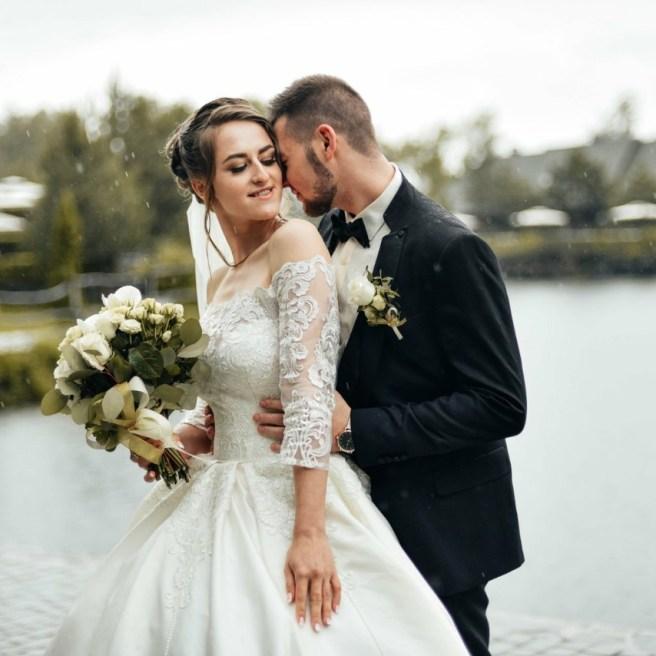 Невеста фото с женихом