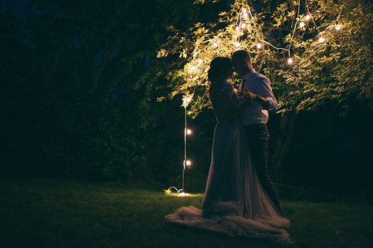 Организация свадьбы вечером под ключ