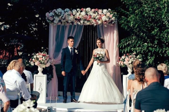 Аренда свадебной арки Москва