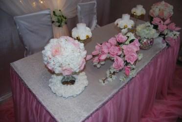 Топиарии для свадьбы в стиле прованс
