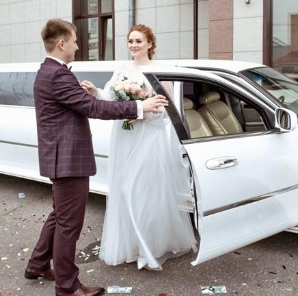Пудровая свадьба 13