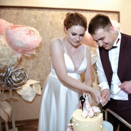Пудровая свадьба 3