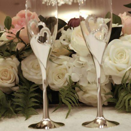 Украшение зала на свадьбу в стиле Прованс пудровый