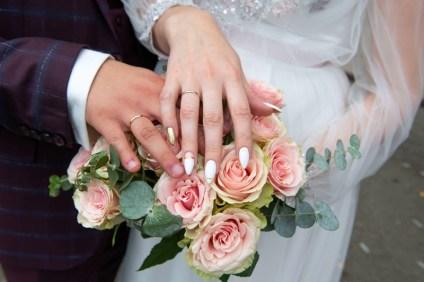 Оформление свадьбы цветами белого цвета