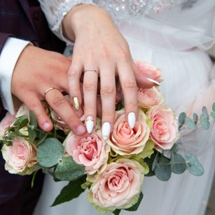 пудровая свадьба 14