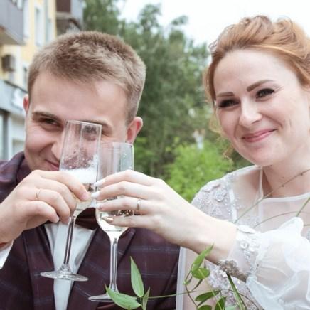 пудровая свадьба 17