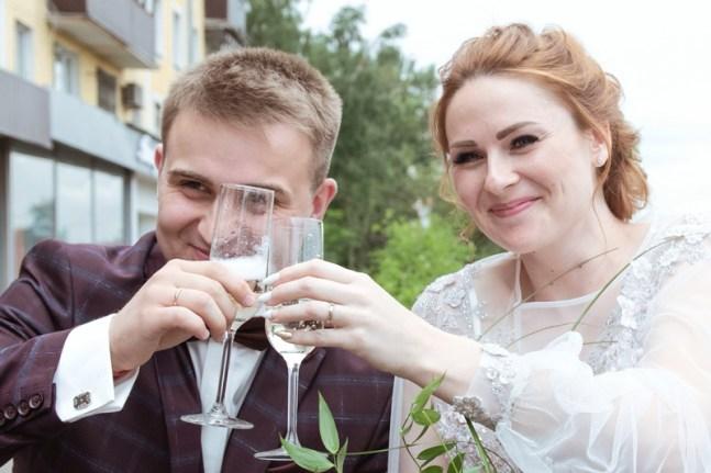 Оформление свадьбы цветами в пудровом цвете