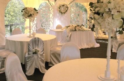 Ширма на свадьбу в шатре