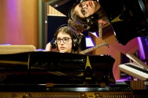 Polinote-in studio di registrazione 1