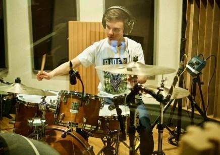 Polinote-in studio di registrazione 17