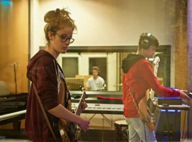Polinote-in studio di registrazione 26