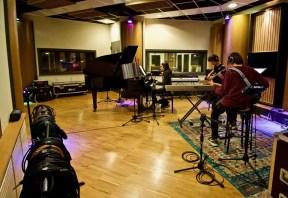 Polinote-in studio di registrazione 4