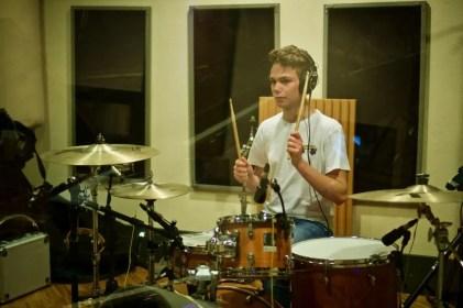 Polinote-in studio di registrazione 40