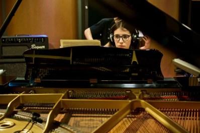 Polinote-in studio di registrazione 8