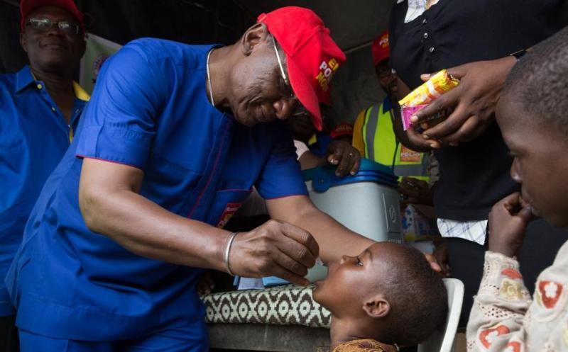 African vaccine champion on lessons from ending wild polio.