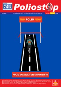 POLIOSTOP FOR MAY,2021
