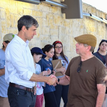 08 20180818 Beto in Laredo, TX