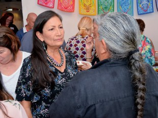20180825 Deb Haaland Corrales Reception 04