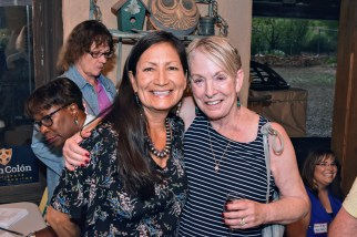 20180825 Deb Haaland Corrales Reception 15