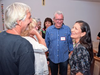 20180825 Deb Haaland Corrales Reception 49