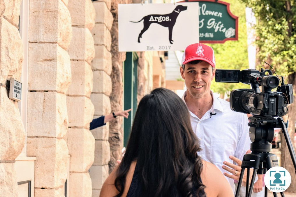 20180829 Beto Town Hall - Sweetwater, TX 02