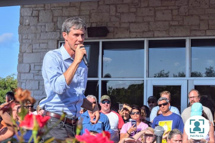 20180829 Beto in Cedar Park, TX 08