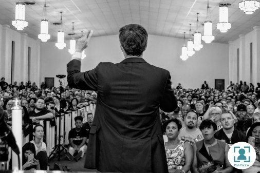 20180915 Beto Town Rally - Oak Cliff, TX 01