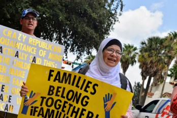 Families Belong Together Rally 22
