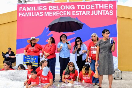 Families Belong Together Rally 60